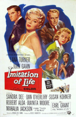 Imitation of Life 1959 DVD - Lana Turner / John Gavin